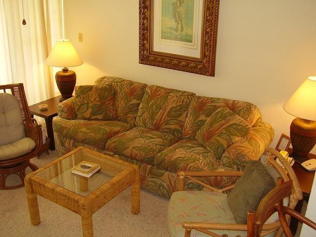 Island Sands Resort 1 Bedroom 109 - Image 1 - Maalaea - rentals