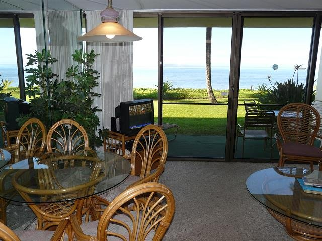 Sugar Beach Resort 1 Bedroom Ground Floor Beach Front 122 - Image 1 - Kihei - rentals