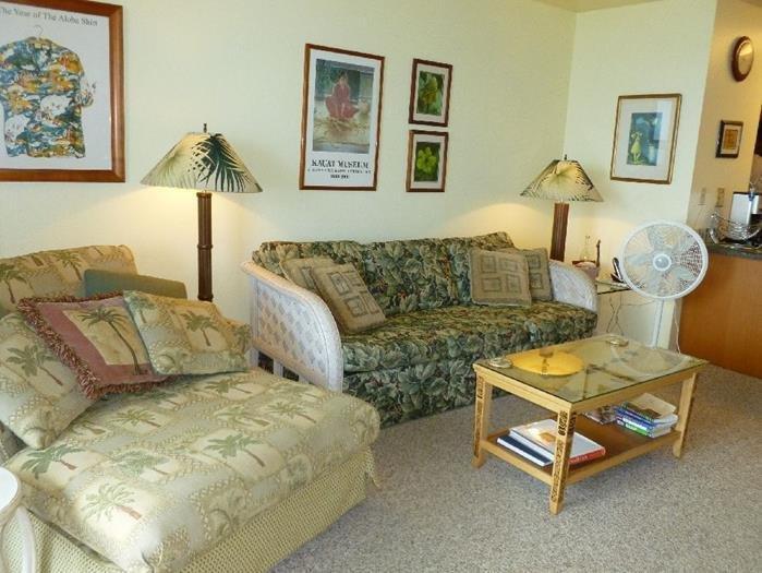 Wailua Bay View 1 Bedroom 107 - Image 1 - Kapaa - rentals