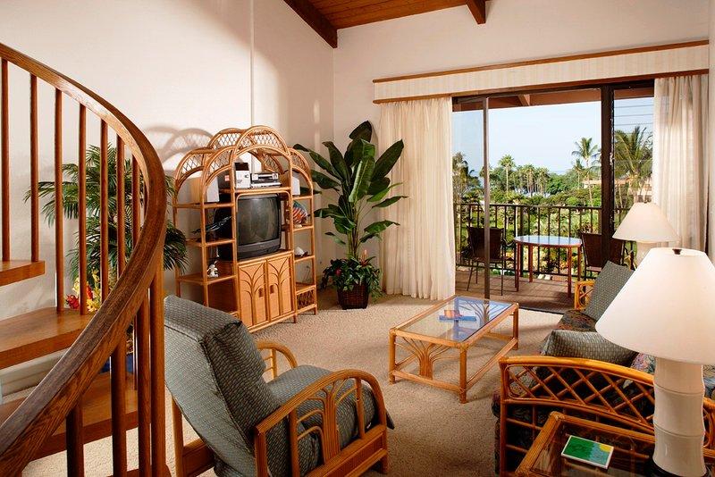 Kamaole Sands 2 Bedroom Partial Ocean View Suite - Image 1 - Kihei - rentals