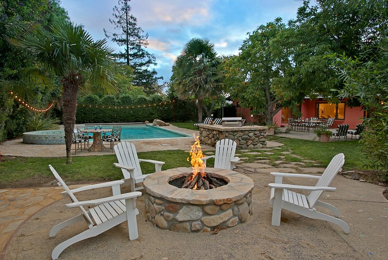 Resort living in the heart of Los Olivos - Artisan Oasis - Los Olivos - rentals