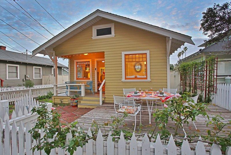 Sunny and bright and newly restored - La Sirena - Santa Barbara - rentals