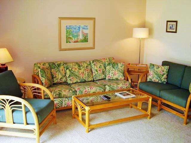 Maui Kamaole 2 Bedroom Garden View K204 - Image 1 - Kihei - rentals