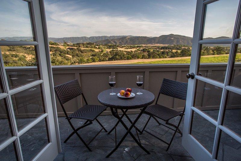 Sip the wine, savor the view! - Ballard Canyon Ranch - Solvang - rentals
