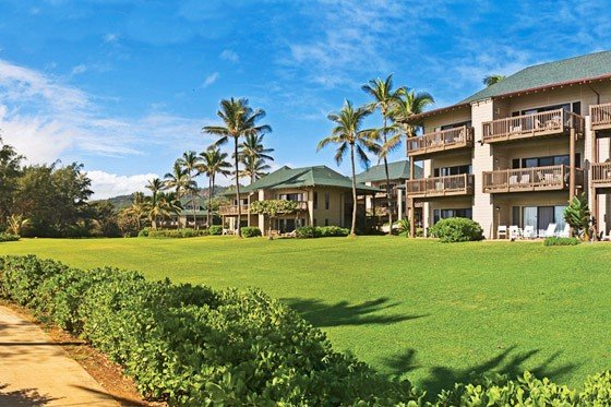 Kaha Lani Resort KAUAI 2 Bedroom 2 Bath Ocean View Suite - Image 1 - Lihue - rentals