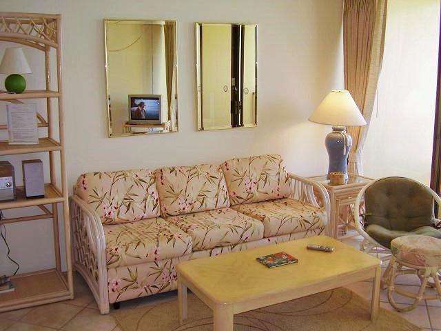 Sugar Beach Resort Ocean Front 1 Bedroom 421 - Image 1 - Kihei - rentals