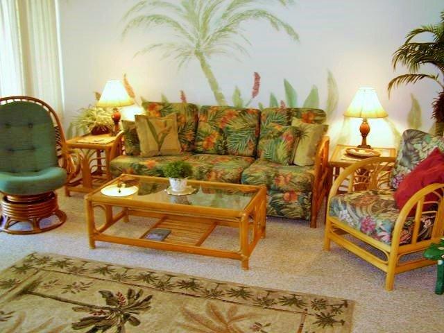 Maui Kamaole 1 Bedroom Garden View D111 - Image 1 - Kihei - rentals