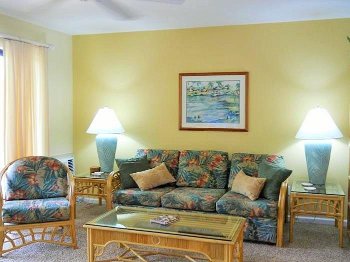 Maui Kamaole 1 Bedroom Garden View J107 - Image 1 - Kihei - rentals