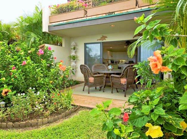 Maui Kamaole 1 Bedroom Ocean View L104 - Image 1 - Kihei - rentals