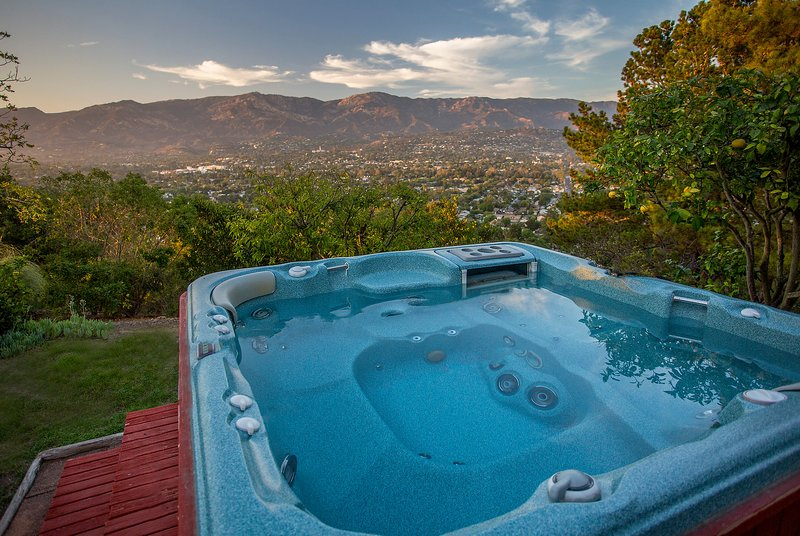 Imagine soaking the cares away from a busy day! - Mesa Alta - Santa Barbara - rentals
