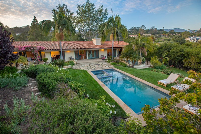 A Blissful Retreat - Whispering Bliss - Santa Barbara - rentals
