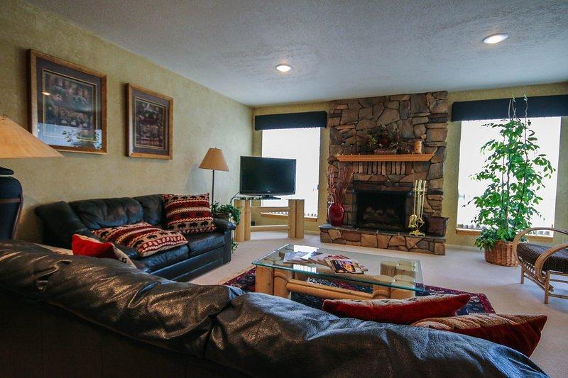 Main Living Room - Park West Town Home 3920 - Park City - rentals