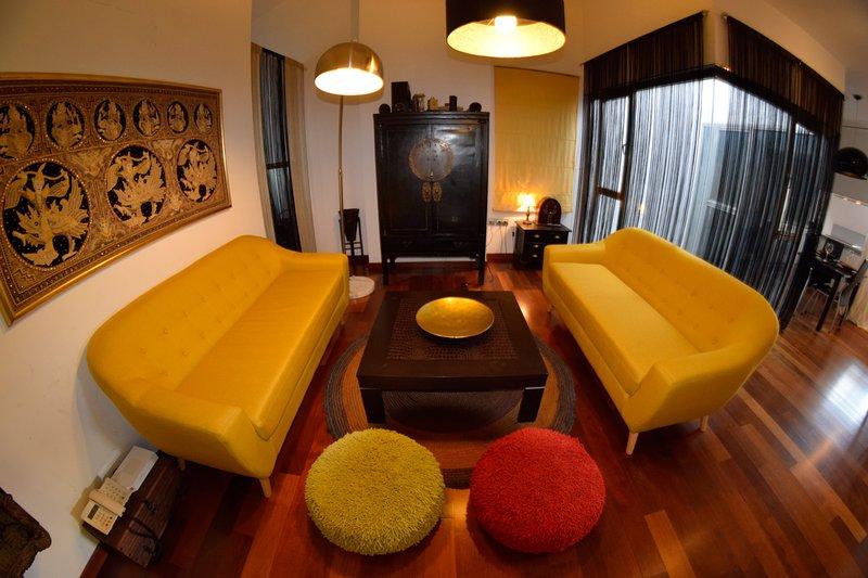 Luxury Loft in historic City Centre - Image 1 - Malaga - rentals
