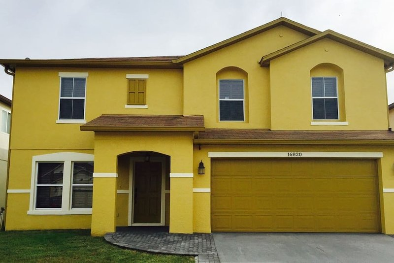 NEW VIP LUXURY FLORIDA GOLD VILLA NEAR DISNEY! - Image 1 - Orlando - rentals