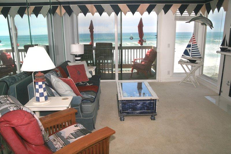 stunning ocean views throughout the condo - D34 - Beacon House - Oceanside - rentals