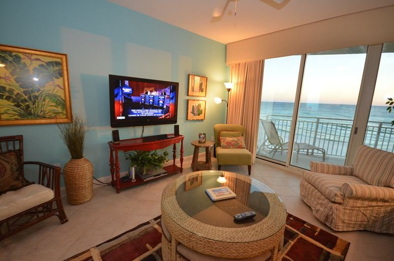 0302 Aqua Beachside Resort - Image 1 - Panama City Beach - rentals