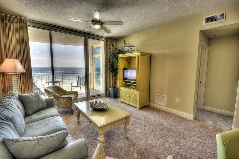 0407 Aqua Beachside Resort - Image 1 - Panama City Beach - rentals