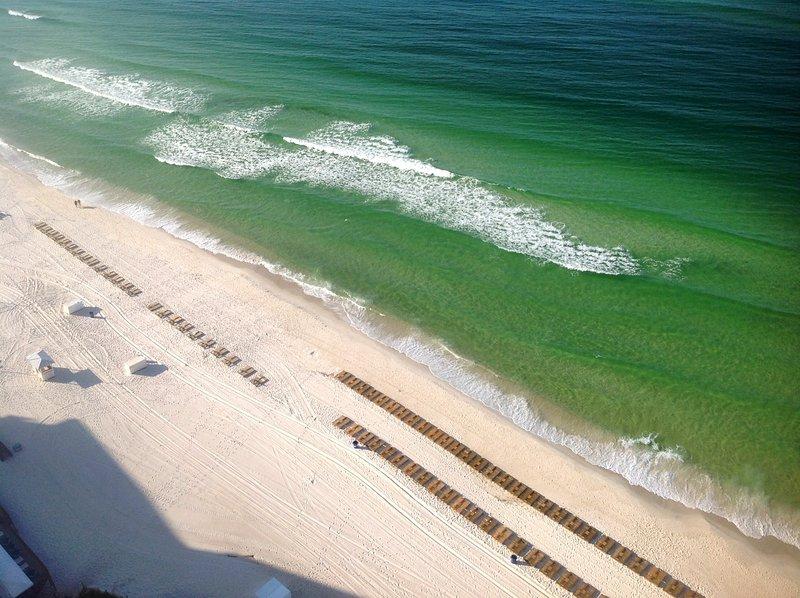 Panoramic penthouse beach views of the emerald water - 1705 Palazzo - Panama City Beach - rentals