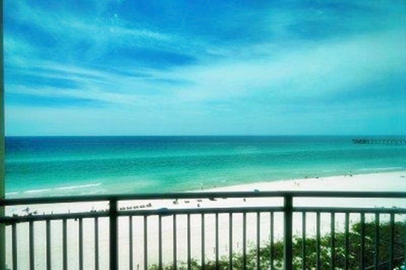 0611 Aqua Beachside Resort - Image 1 - Panama City Beach - rentals