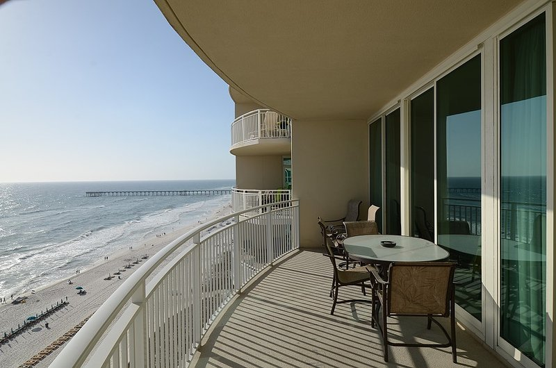 1001 Aqua Beachside Resort - Image 1 - Panama City Beach - rentals