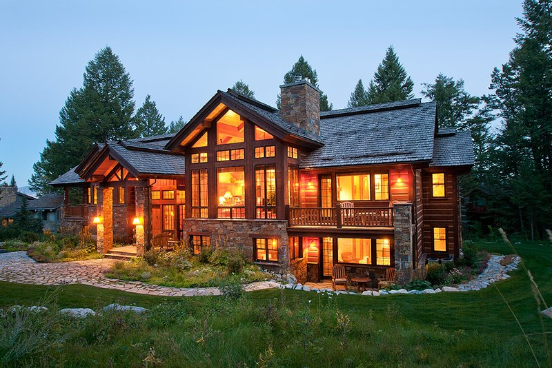One of a kind private home - Abode at Two Wolves - Teton Village - rentals