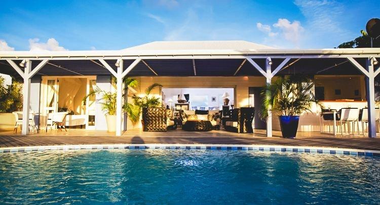 Villa Mandarine Bleue - Image 1 - Pointe Milou - rentals