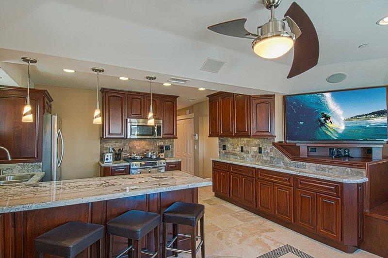 Kitchen - 116 39th Street - Newport Beach - rentals