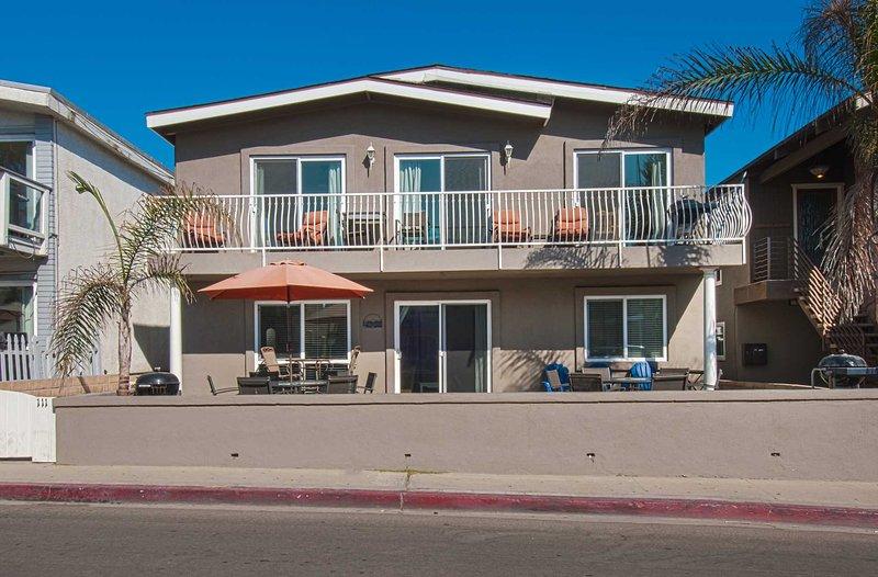 Front - 111 A 42nd Street - Newport Beach - rentals