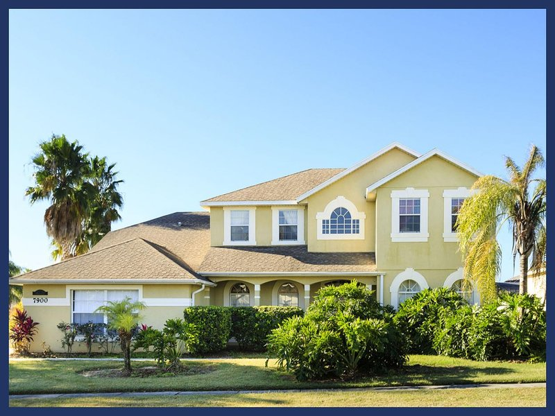 Stunning 6 Bed Home  - Pool - Minutes From Disney! - Image 1 - Four Corners - rentals