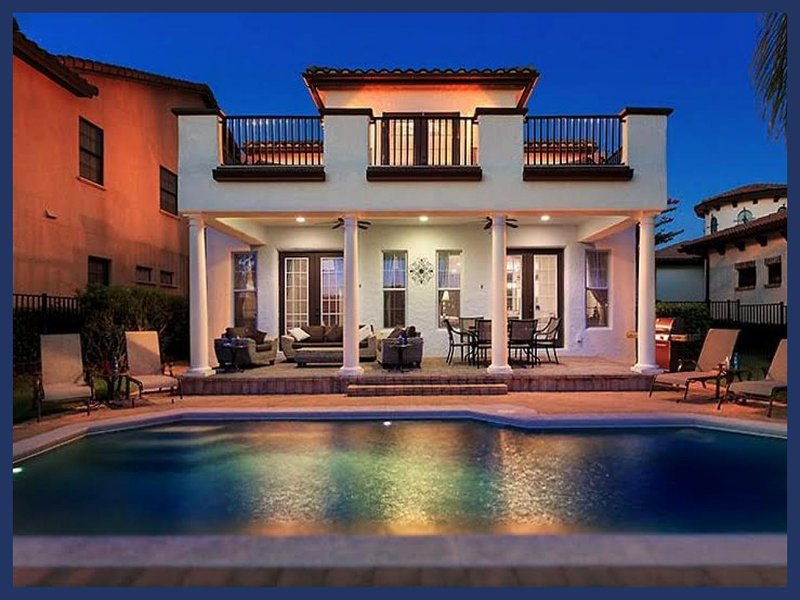 Stunning 5 bed Reunion Resort home - Games/cinema - Pool - Image 1 - Reunion - rentals