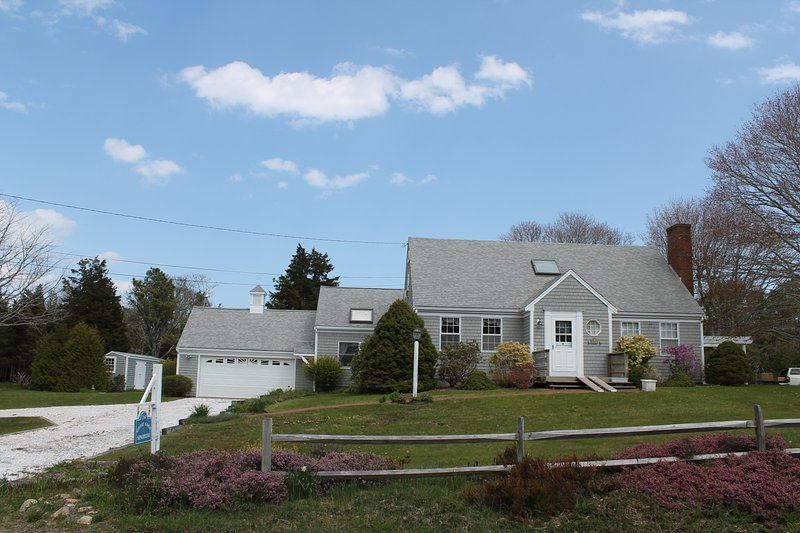 Lots of space inside and out; under a mile to Coast Guard Beach. - Expanded Cape near Coast Guard Beach, Eastham750-E - Eastham - rentals