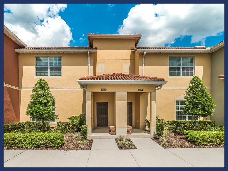 Paradise Palms Resort 7 - Image 1 - Four Corners - rentals