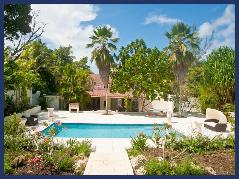 Luxury 4 Bed Villa with Private Pool and Jacuzzi - Image 1 - Gibbs Bay - rentals