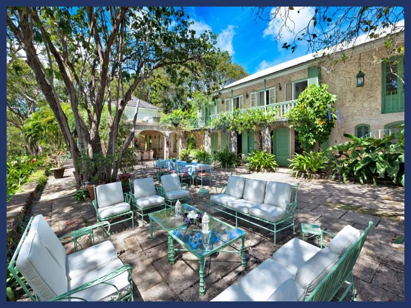 Luxury Family Home Set on 11 Acre Estate - Image 1 - Saint Lucy - rentals