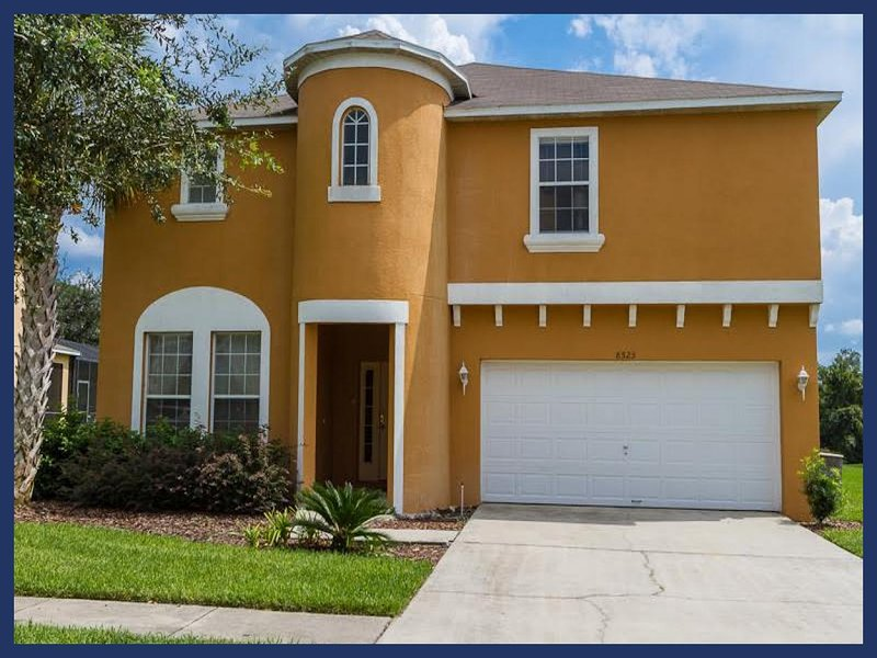 Stunning 7 Bed Home with Pool, Spa and Games Room - Image 1 - Four Corners - rentals