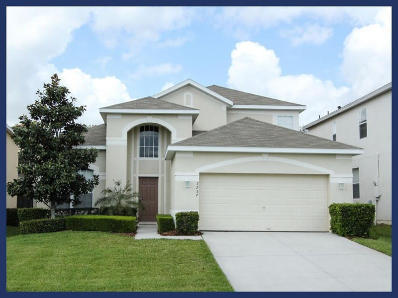 Stunning 6 Bed Family Villa - 2 Miles From Disney - Image 1 - Four Corners - rentals