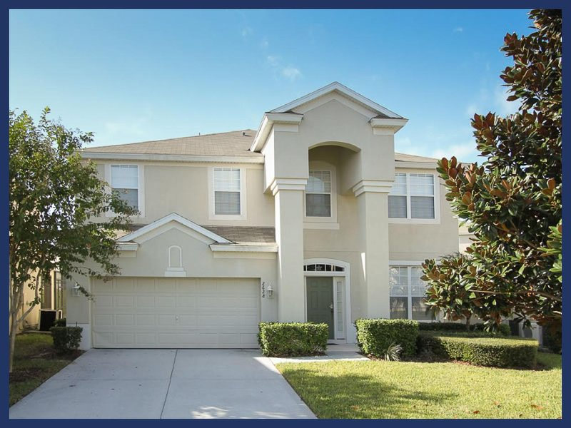 Luxury Family Home - 2 Miles From Disney! - Image 1 - Four Corners - rentals