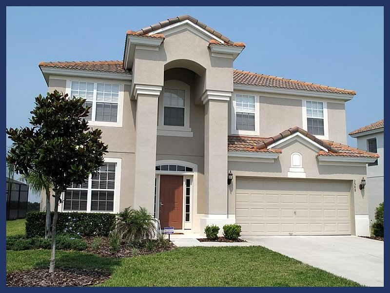 Luxury 6 Bed Home with Pool - 2 Miles From Disney! - Image 1 - Four Corners - rentals