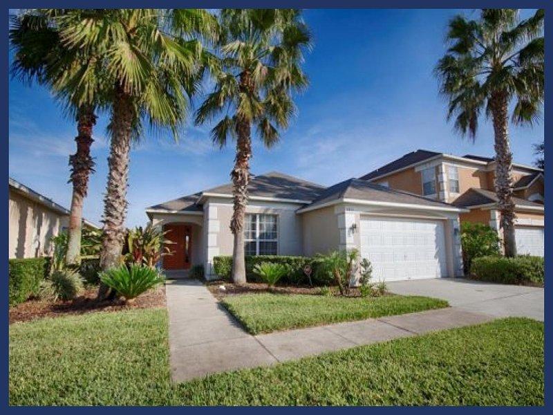 Beautiful Lake View Family Home - Near Disney! - Image 1 - Four Corners - rentals
