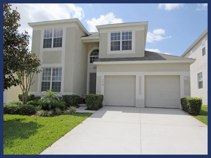 Close to Disney, 2 storey 5 bedroom home includes games room and private pool - Image 1 - Four Corners - rentals