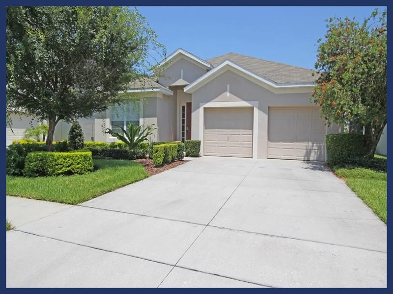 Perfect 4 bedroom home for family groups with beautiful private pool and spa - Image 1 - Four Corners - rentals