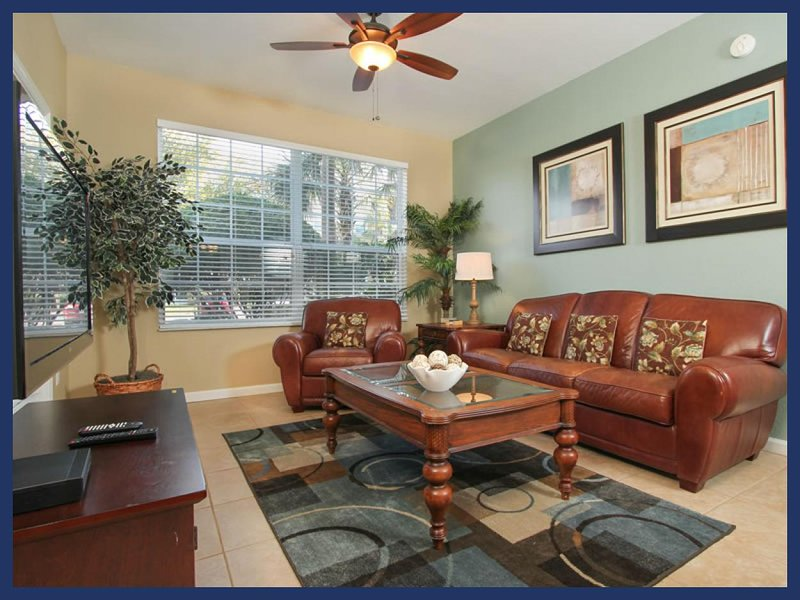 Newly decorated, sophisticated, beautiful and cosy 3 bedroom Windsor Hills condo - Image 1 - Four Corners - rentals