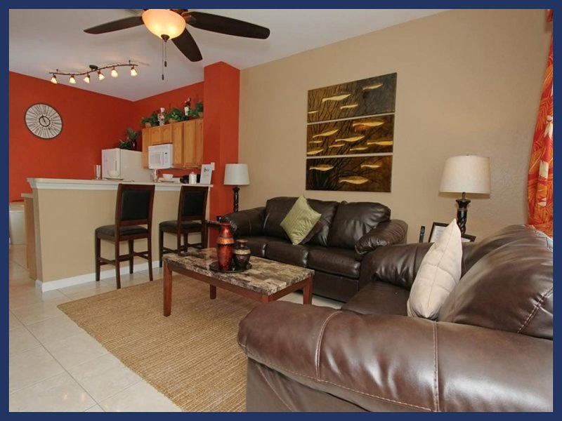 Magnificent 3 bedroom condo offering relaxing pool area and privacy with no rear neighbours - Image 1 - Four Corners - rentals