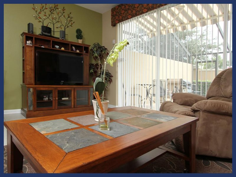 3 bedroom Windsor Hills Resort town home. Heated pool and outdoor dining area. - Image 1 - Four Corners - rentals