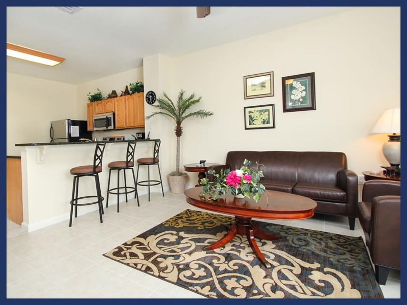 3 bedroom townhouse with private small pool and only a short walk to the Windsor Hills Resort clubhouse. - Image 1 - Four Corners - rentals