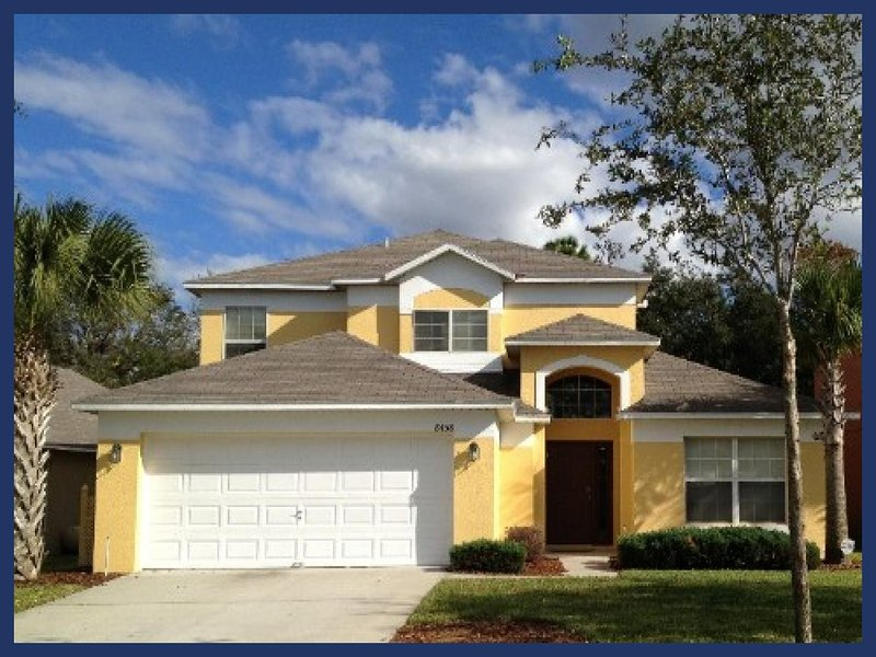 Luxury 4 Bed Family Home - Minutes From Disney! - Image 1 - Four Corners - rentals