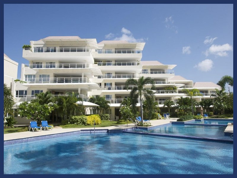Luxury 3 Bed Beachfront Condo - Pool/Gym - Image 1 - Hastings - rentals