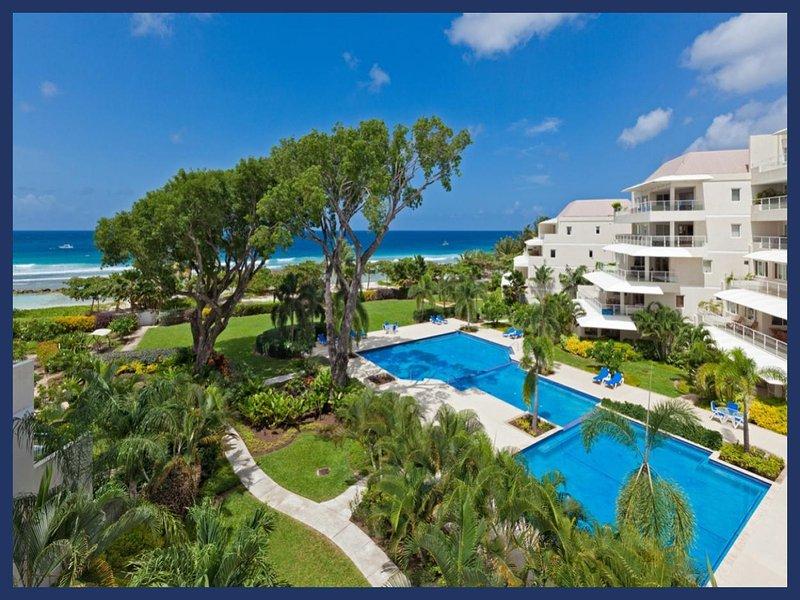 Luxury 2 Bed Condo - Private Balcony, Ocean Views - Image 1 - Hastings - rentals