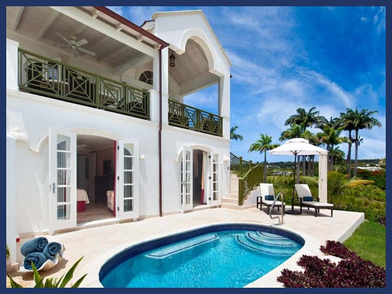 Luxury 3 Bed Villa with Caribbean Sea Views - Image 1 - Westmoreland - rentals
