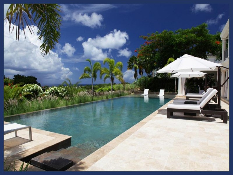 Stunning 5 Bed Villa with Private Infinity Pool - Image 1 - Westmoreland - rentals